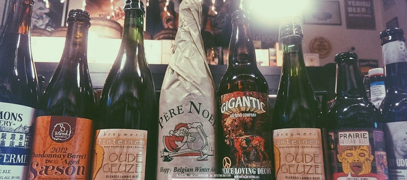 New Arrivals: Christmas Bomb, De Ranke Pére Noël, Gigantic Peace Loving Decoy, Fonteinen Oude Geuze and more…