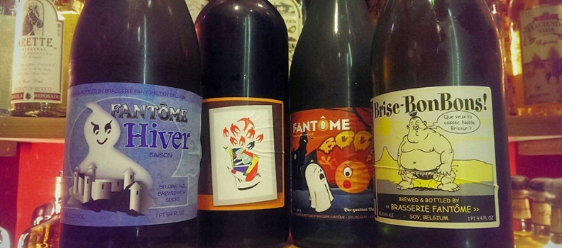 Friday to Friday Beer Sale with Fantome