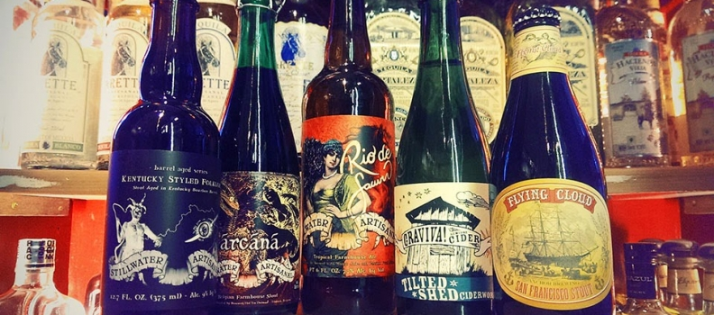 New Arrivals: Stillwater, Victory, Anchor, Hof ten Dormaal and more…