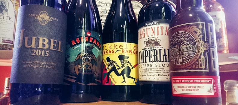 New Arrivals from Lagunitas, Almanac, Deschutes, De Molen, Mikkeller, Logsdon and more…