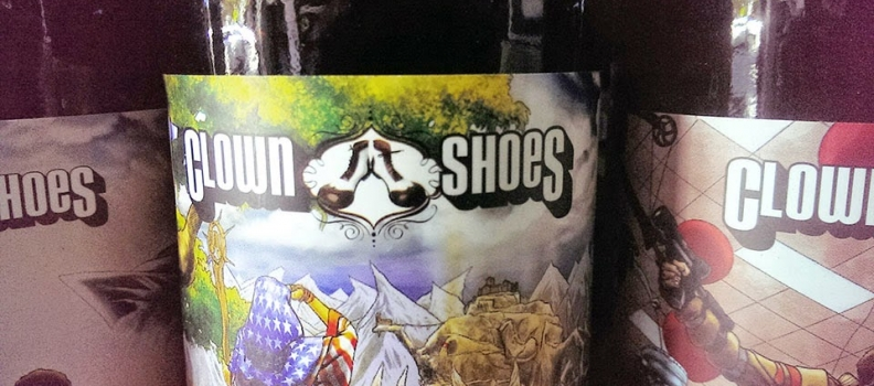 Friday to Friday Beer Sale with Clown Shoes