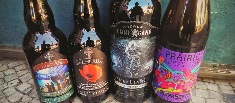 New Arrivals from Ommegang, Prairie and The Lost Abbey