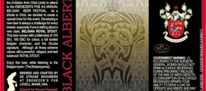 DE STRUISE BLACK ALBERT (READ CAREFULLY!!!)