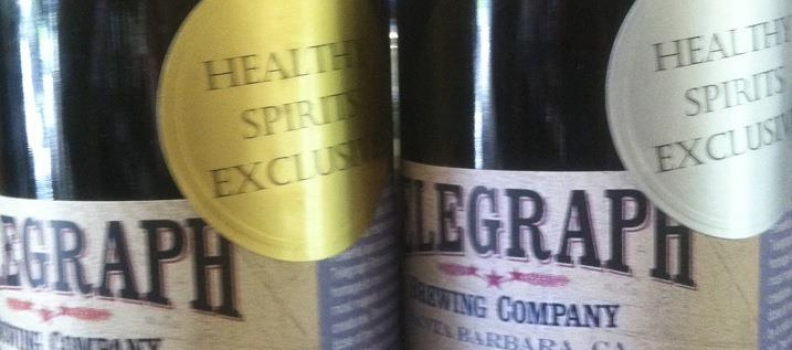 Healthy Spirits: Beer of the Month Club and Telegraph Bottle Release Information!