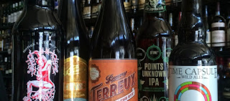 New Arrivals from Mother Earth, The Bruery, Stone, & Big Al Brewing!