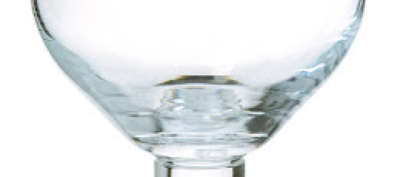 Healthy Spirits: Glassware
