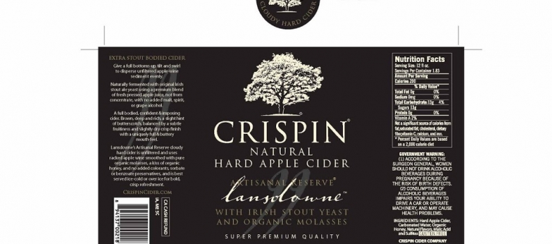 Healthy Spirits: Crispin Cider and more!