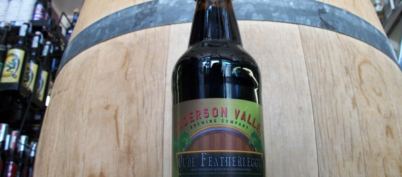 Healthy Spirits: Anderson Valley Oude Featherleggy Press Release