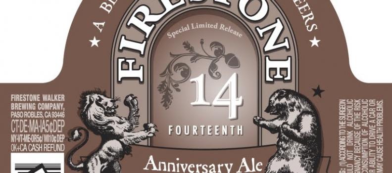 Healthy Spirits: Telegraph Gypsy Ale/Firestone 14