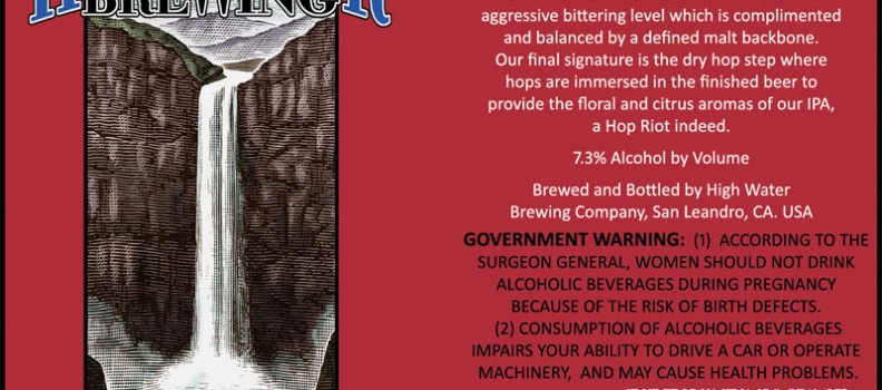 Healthy Spirits: High Water Brewing Company