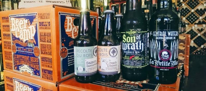 New Arrivals: Récolte du Bois Series, Barrel-aged La Petite Mort, Son of Wrath and Beer Camp 12er