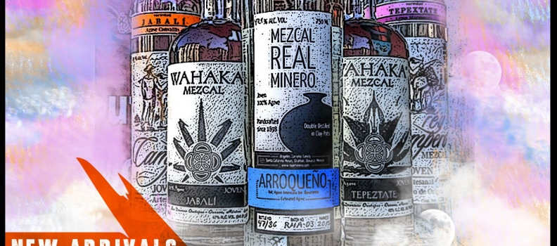 Rare Mezcal in San Francisco