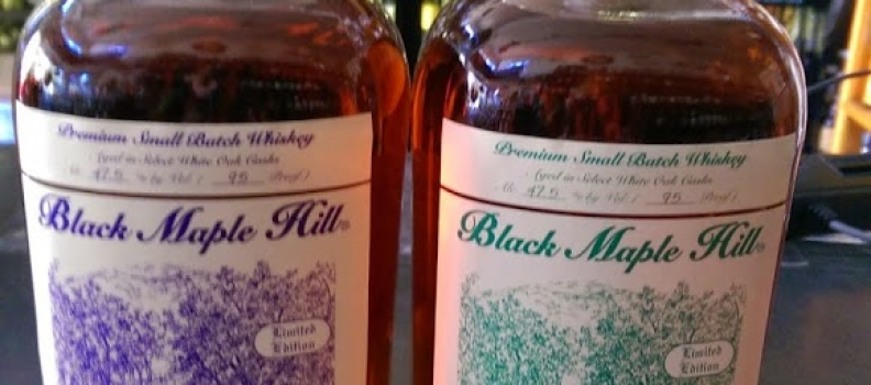 New Arrivals: Black Maple Hill Rye and Bourbon, Black Saddle 12 Year Bourbon, Filibuster Sherry Finished Bourbon……