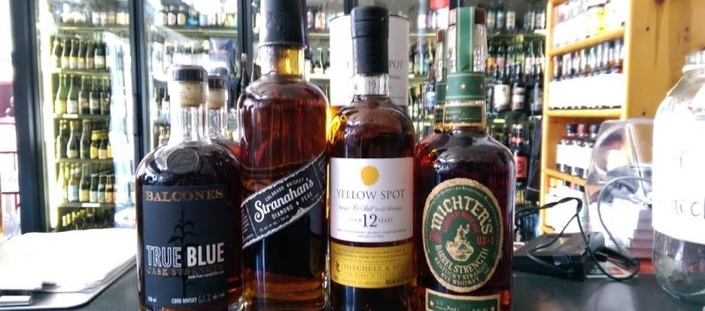 New Arrivals: Yellow Spot, Stranahan's Diamond Peak, Michter's Cask Strength Rye, Balcones True Blue and more…