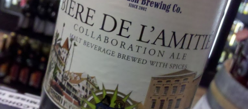 New and In Stock: St. Feuillien and Green Flash Collaboration
