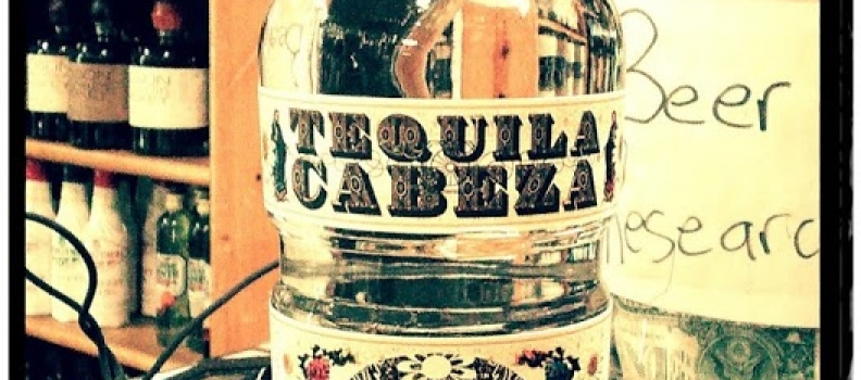 Tequila Cabeza: Designed with bartenders in mind