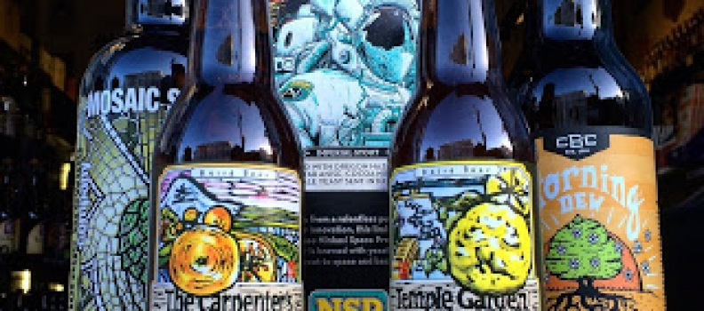 Healthy Spirits Beer of the Month Club!