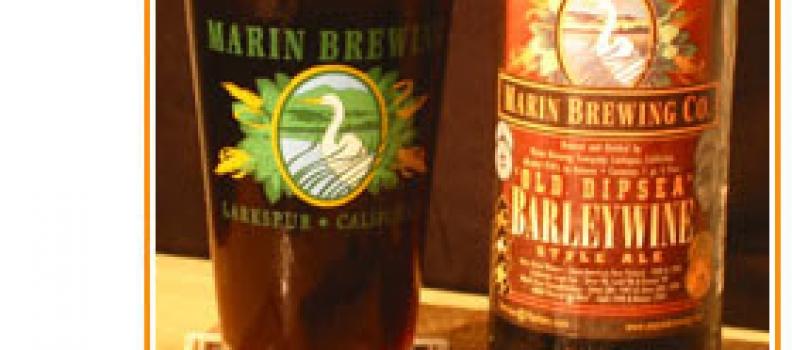 Healthy Spirits: Marin Bourbon Barrel Aged Dipsea Barleywine!