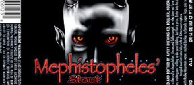 NEW BEER: AVERY MEPHISTOPHOLES