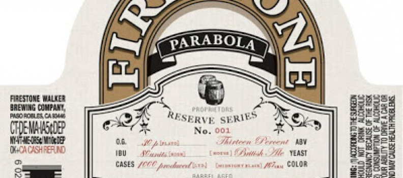 Firestone Parabola in stock, read carefully