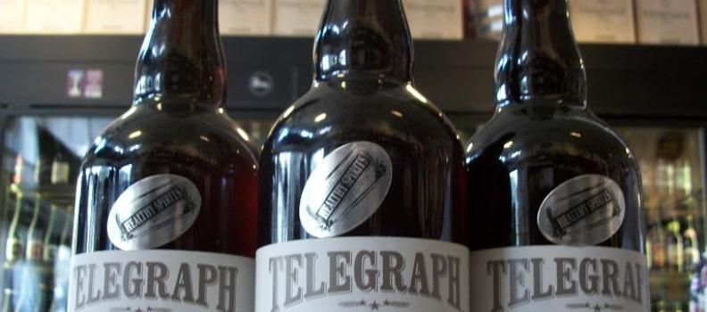 Healthy Spirits: Telegraph Sanus Spiritibus Release