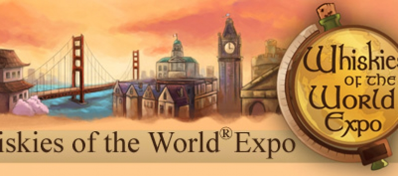 Don't miss the Whiskies of the World Expo!