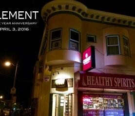 Clement's 3 year anniversary cellar sale: raffles, rare beer, whiskey, Pappy Van Winkle