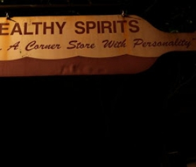 WELCOME TO HEALTHY SPIRITS