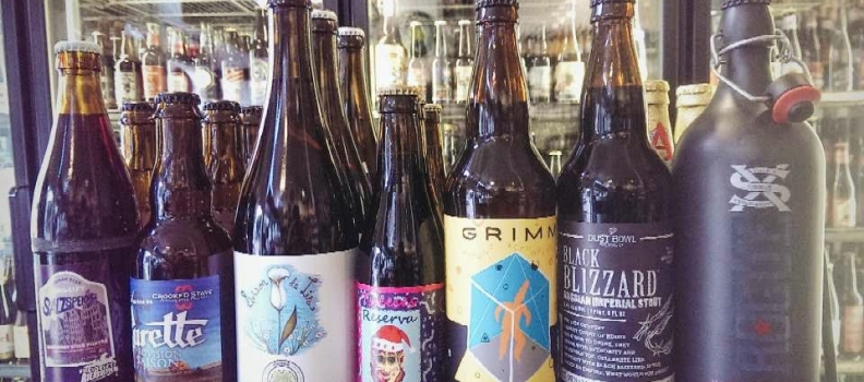 New Arrivals: Crooked Stave, Grimm, Dust Bowl, Rogue, Struise, Priarie and more…