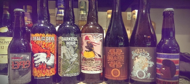 New Arrivals: A Deal With The Devil, Darkest Hour, Abraxas, Persimmon Ship Beer Geek Dessert and more…