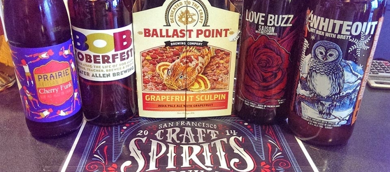 New Arrivals: Anchorage Brewing, Ballast Point, Heater Allen, Prairie and more…