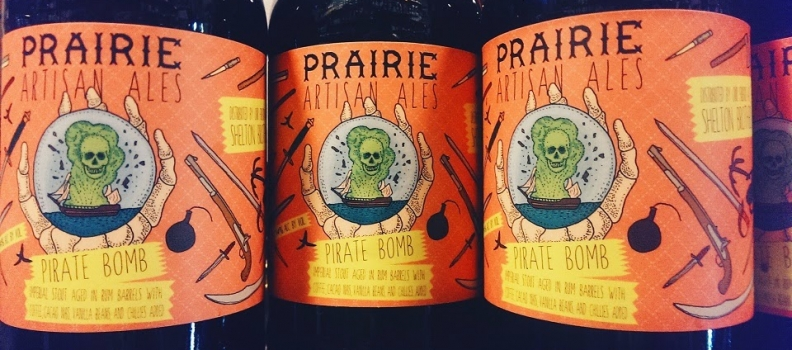 New Arrivals: Pirate Bomb!, Cascade Foudre #1, Jolly Pumpkin La Parcela and more…