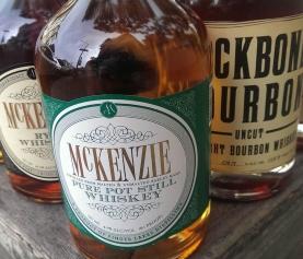 New Whiskies: McKenzie, Backbone and Bone Snapper Rye