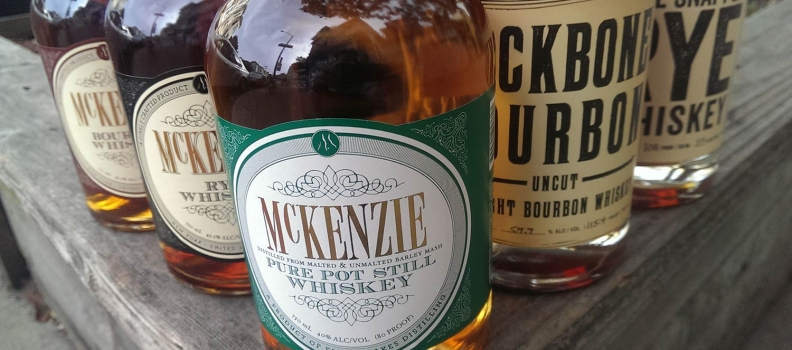 New Whiskies: McKenzie, Backbone and Bone Snapper Rye