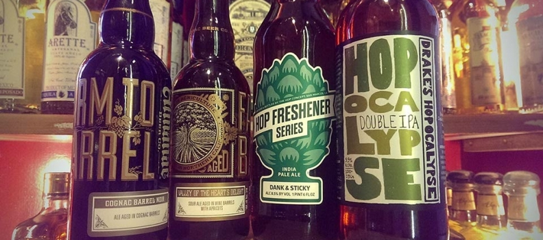 SFBW 2015 New Arrivals: Almanac, Drakes and The Hop Concept