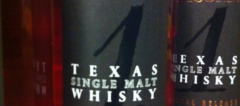 New Arrival: Balcones Texas Single Malt