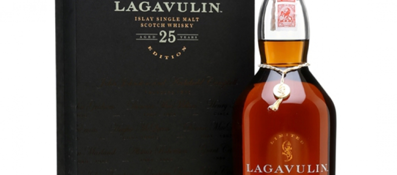 Lagavulin 25 Year now available at Healthy Spirits!