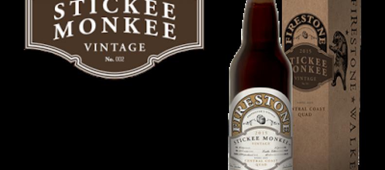 Firestone Walker Stickee Monkee 2015